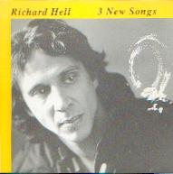 display image of RICHARD HELL (SONIC YOUTH) - 3 New Songs