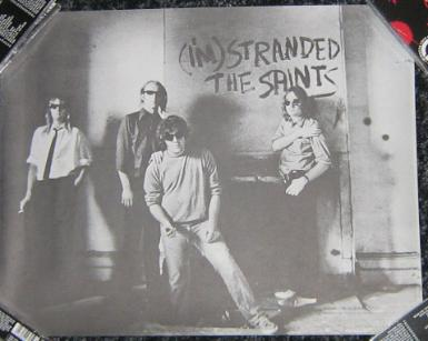 display image of SAINTS - I'm Stranded Poster