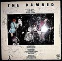 Damned 'Damned Damned Damned' signed