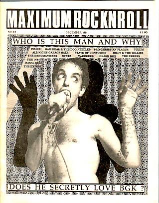 display image of VARIOUS - Maximum Rock 'n' Roll No. 43