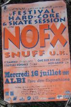 Paris Hardcore & Skate Festival Poster
