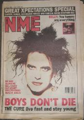 NME 12/6/93 Front Cover