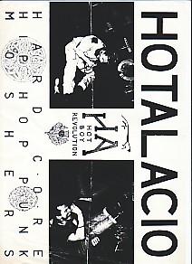 HOTALACIO, Hot Boy Revolution Flyer