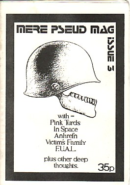 display image of VARIOUS - Mere Pseud Mag No. 3