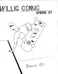 Willig Comic No. 4 Zine
