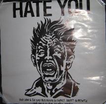 HATE YOU (BAD RELIGION), Daredevils