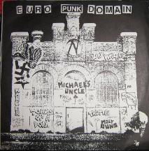 VARIOUS, Euro Punk Domain