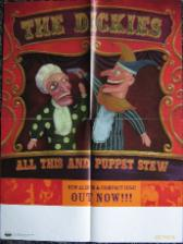 display image of DICKIES - All This And Puppet Stew Poster