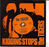 display image of TIGERS - Kidding Stops