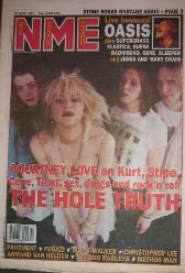 NME Front Cover 29/4/95