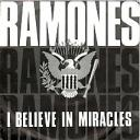 Ramones I Believe In Miracles German Promo 7″