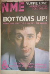 Front Cover NME 17/8/85