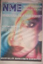 Front Cover NME 13/12/86