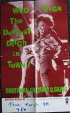 Ditch Diggin Poster