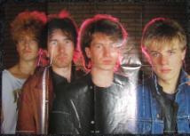 U2, 1983 Poster
