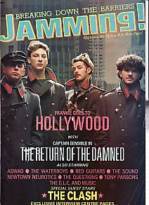 display image of FRANKIE GOES TO HOLLYWOOD - Jamming No. 19