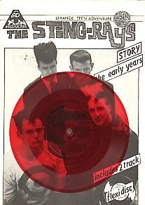 display image of STINGRAYS - Bonus Track
