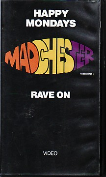 display image of HAPPY MONDAYS - Rave On