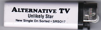 Unlikely Star Promo Lighter