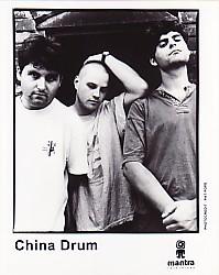 CHINA DRUM, 10\