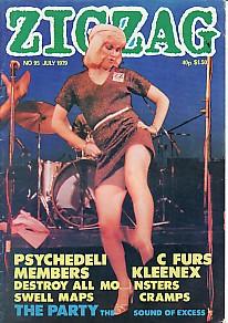 Zig Zag Front Cover Jul '79