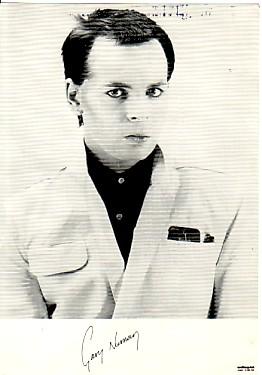 Early Fan Club Photo