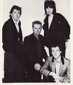 PRETENDERS, 1984 10