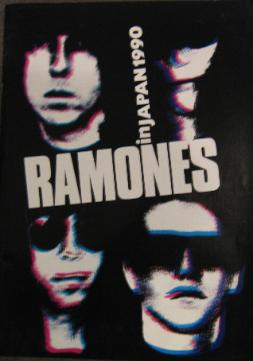 1990 Japanese Tour Programme