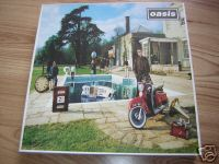 display image of OASIS - Be Here Now