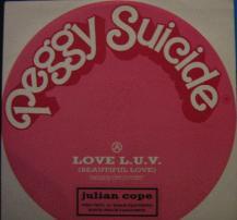 display image of JULIAN COPE - Peggy Suicide Love L.U.V.
