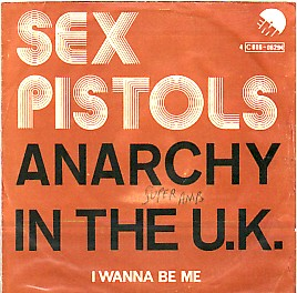 Sex pistols anarchy in the uk live