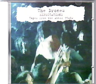 DRONES, Expectations (Tapes From The Attic 75 - 82)