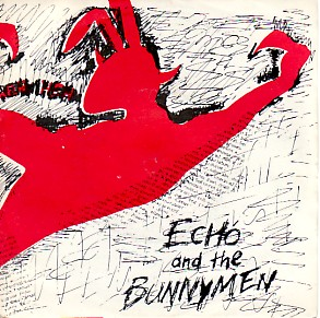 display image of ECHO AND THE BUNNYMEN - Pictures On My Wall