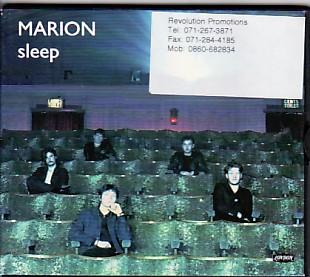 MARION, Sleep