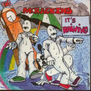 display image of MCRACKINS - It's Raining
