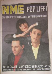 NME 22/11/86