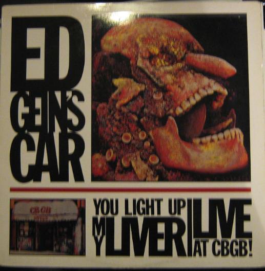 You Light Up My Liver