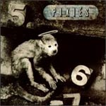 PIXIES - Monkey Gone To Heaven/manta Ray/weird At My School/dancing The Manta Ray