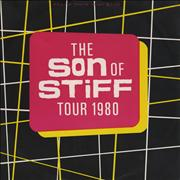 display image of TENPOLE TUDOR/ANY TROUBLE/DIRTY LOOKS - Son Of Stiff Tour 1980