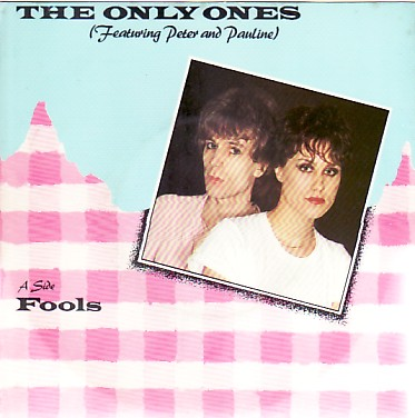 display image of ONLY ONES - Fools