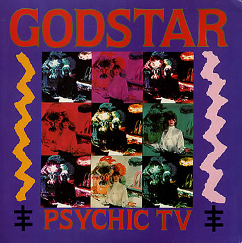 display image of PSYCHIC TV - Godstar