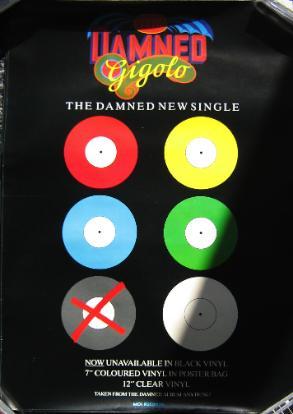 Gigolo Promo Poster