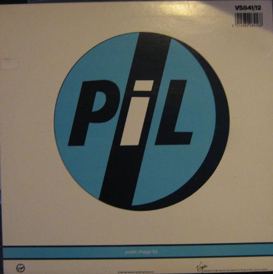 display image of PIL (SEX PISTOLS) - Rise