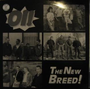 Oi! The New Breed