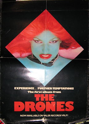 Drones Further Temptations Poster