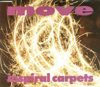 display image of INSPIRAL CARPETS - Move