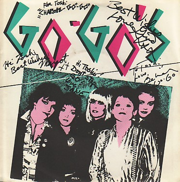 display image of GO-GO'S - We Got The Beat