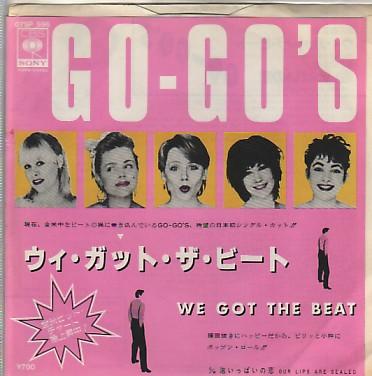 GO-GO'S, We Got The Beat
