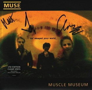 "Muse Muscle Bound 7"" soigned"
