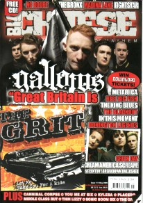 Big Cheese May issue with The Grit CD